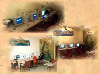 cyber-cafes
